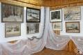 Выставка «Зимний пейзаж». Ганцевичский районный краеведческий музей. г. Ганцевичи, 2018 г.